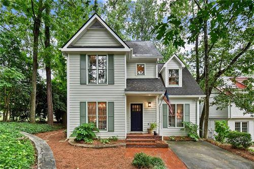 Photo of 709 Hillpine Drive NE, Atlanta, GA 30306 (MLS # 6782918)