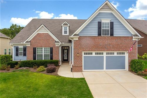 Photo of 3760 Golden Leaf Point SW, Gainesville, GA 30504 (MLS # 6782919)