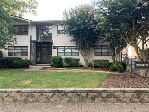 Photo of 808 Greenwood Avenue NE #206, Atlanta, GA 30306 (MLS # 6774921)