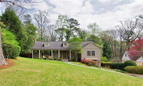 Photo of 991 CITADEL Drive NE, Atlanta, GA 30324 (MLS # 6854923)