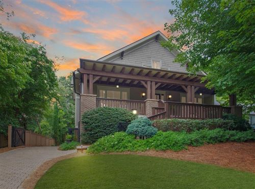 Photo of 1332 Briarwood Drive NE, Atlanta, GA 30306 (MLS # 6811925)