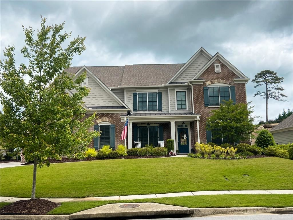 Photo of 6534 Lemon Grass Lane, Flowery Branch, GA 30542 (MLS # 6881926)