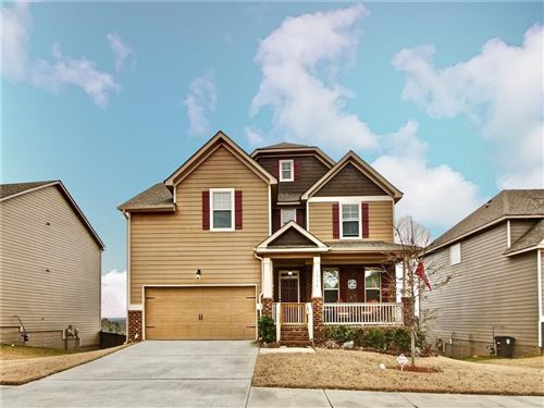 Photo of 1556 Brunswick Street, Lithia Springs, GA 30122 (MLS # 6672928)