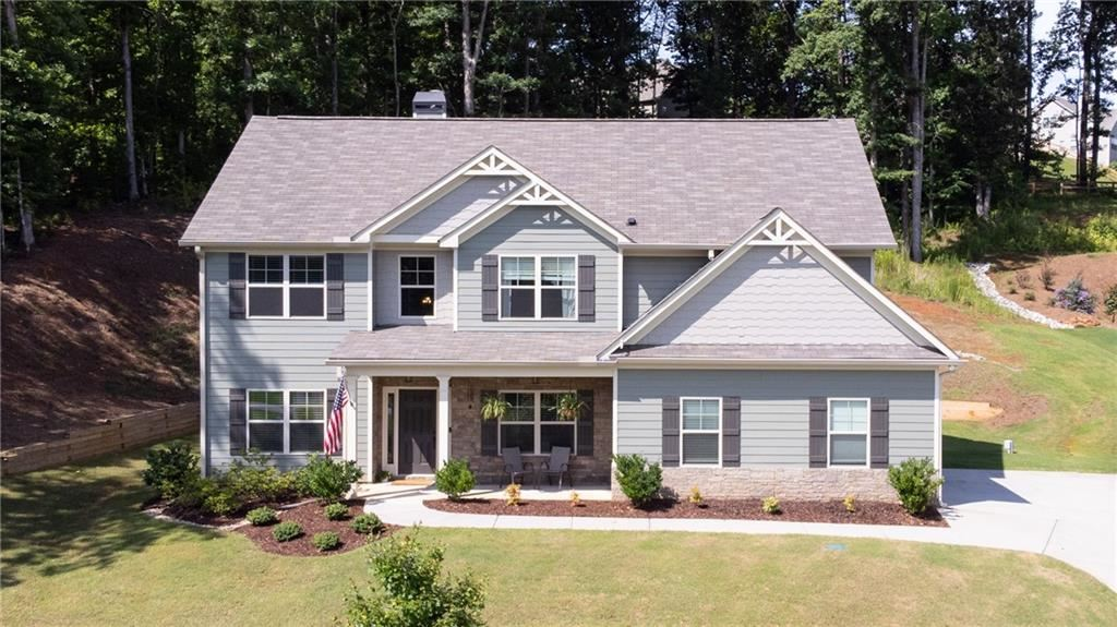 45 Blue Sky Drive, Dawsonville, GA 30534 - MLS#: 6915934