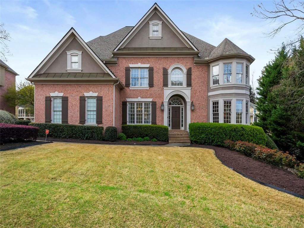 Photo of 5700 Buck Hollow Drive, Alpharetta, GA 30005 (MLS # 6861936)