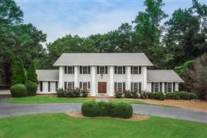 Photo of 335 Glen Lake Drive, Sandy Springs, GA 30327 (MLS # 6605938)