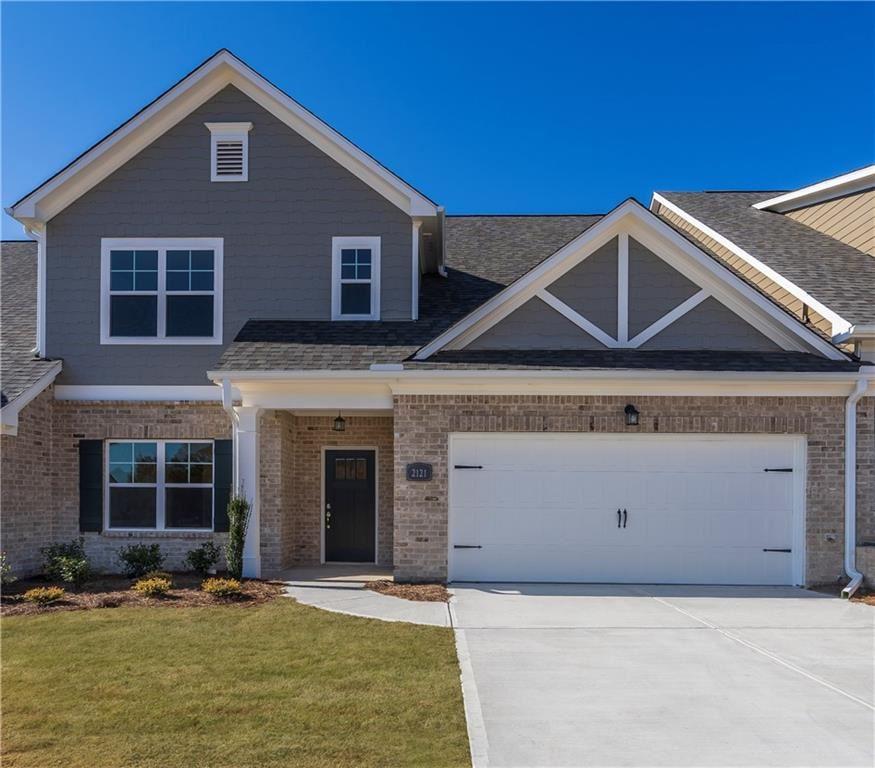 2726 Park Land Lane #58 UNIT 58, Snellville, GA 30078 - MLS#: 6816939