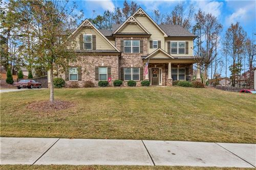 Photo of 1428 Ronald Reagan Lane, Jefferson, GA 30549 (MLS # 6653940)