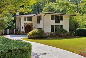 Photo of 973 WILDWOOD Road NE, Atlanta, GA 30306 (MLS # 6556946)