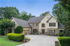 Photo of 9095 Nesbit Lakes Drive, Alpharetta, GA 30022 (MLS # 6586946)