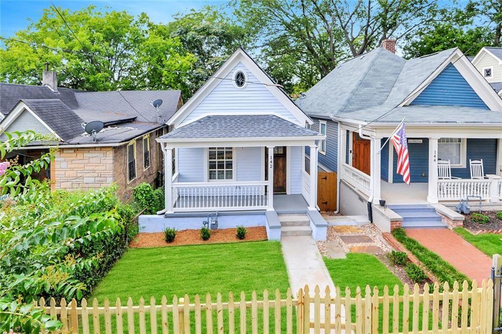 Photo of 142 Howell Street, Atlanta, GA 30312 (MLS # 6747950)