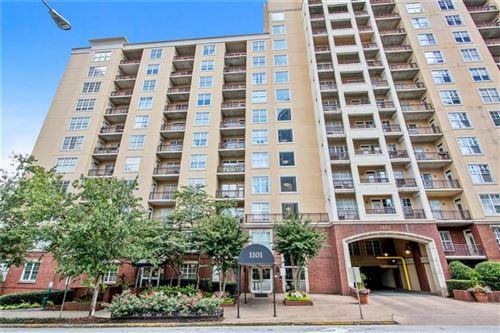 Photo of 1101 Juniper Street NE #419, Atlanta, GA 30309 (MLS # 6949952)