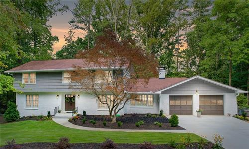 Photo of 3174 Smoketree Road NE, Atlanta, GA 30345 (MLS # 6935953)