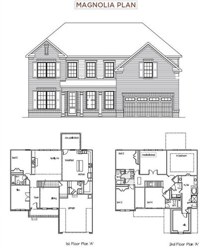 Photo of 3146 Oxford Mill Lane, Buford, GA 30519 (MLS # 6672955)