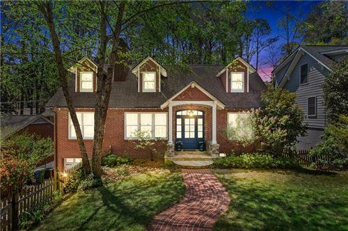 Photo of 756 Longwood Drive NW, Atlanta, GA 30305 (MLS # 6867955)