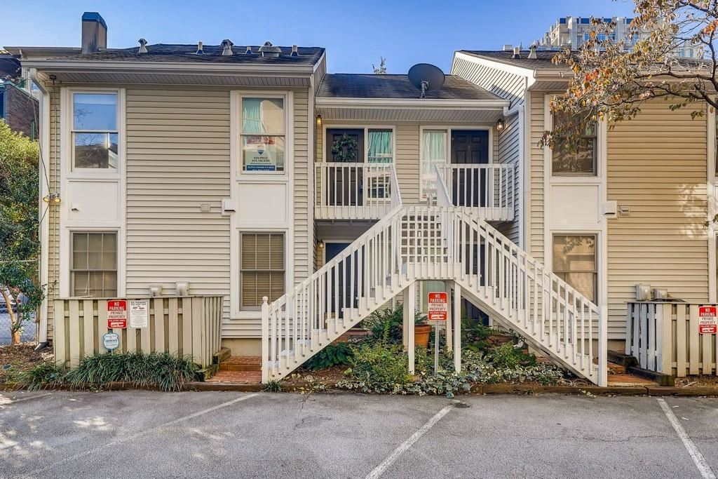 Photo for 887 Juniper Street NE #N, Atlanta, GA 30309 (MLS # 6808958)