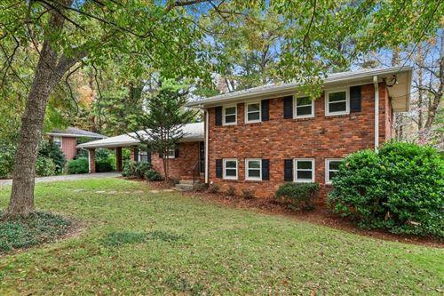 Photo of 1527 Knob Hill Drive NE, Atlanta, GA 30329 (MLS # 6808960)