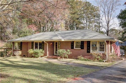 Photo of 1442 Christmas Lane NE, Atlanta, GA 30329 (MLS # 6795961)