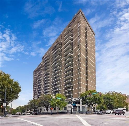Photo of 620 Peachtree Street NE #709, Atlanta, GA 30308 (MLS # 6662962)