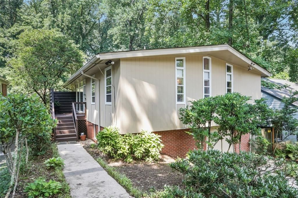 Photo of 1488 WESSYNGTON Road NE, Atlanta, GA 30306 (MLS # 6919965)