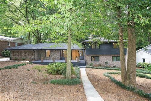Photo of 2869 Woodland Park Drive NE, Atlanta, GA 30345 (MLS # 6769966)