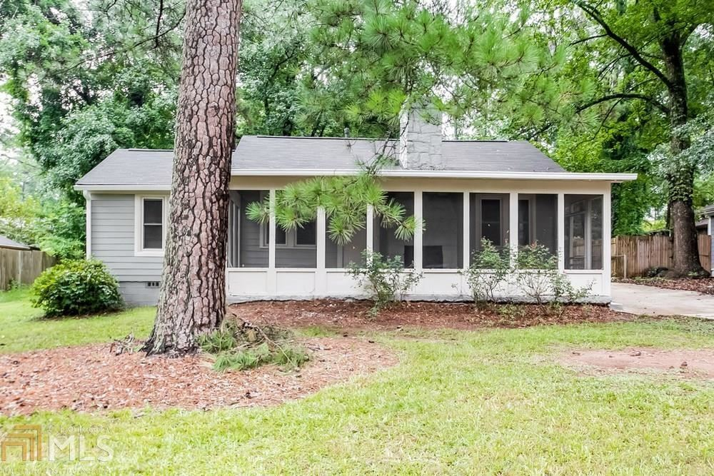 1734 Line Street, Decatur, GA 30032 - MLS#: 6661966