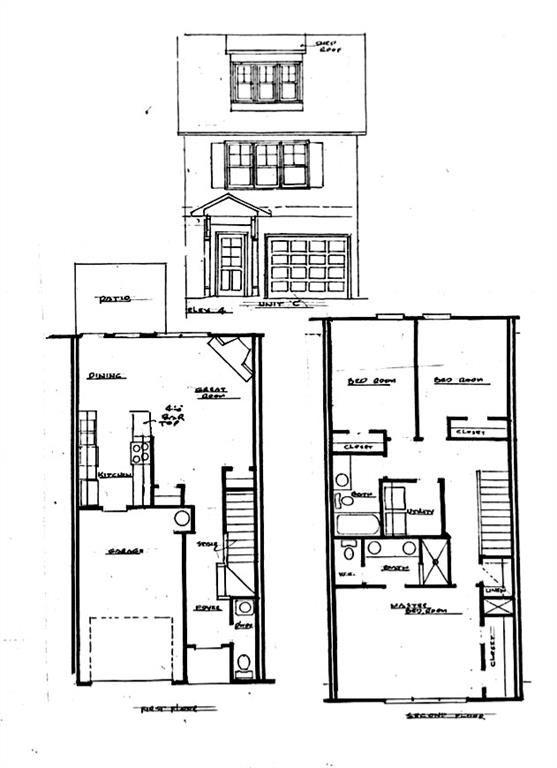 3713 Acorn Drive #31 UNIT 31, Oakwood, GA 30566 - MLS#: 6824966