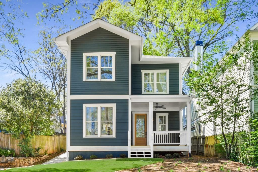 Photo of 519 Oakland Avenue SE #A, Atlanta, GA 30312 (MLS # 6865968)