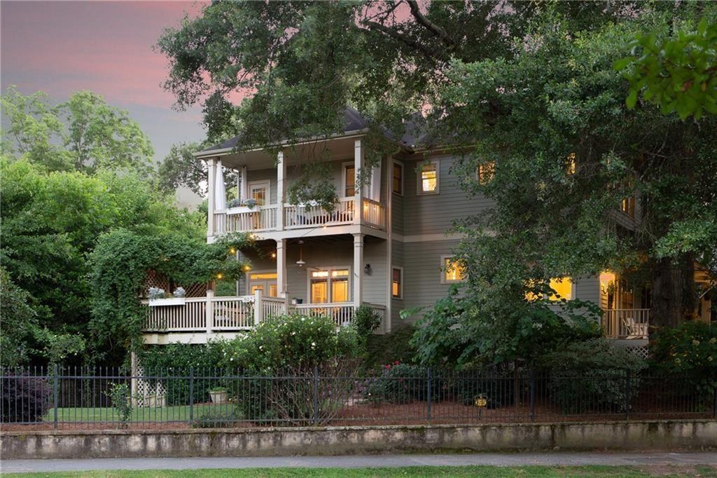 Photo of 827 Edgewood Avenue NE #B, Atlanta, GA 30307 (MLS # 6900980)
