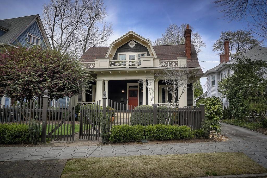 Photo of 952 Euclid Avenue NE, Atlanta, GA 30307 (MLS # 6862982)