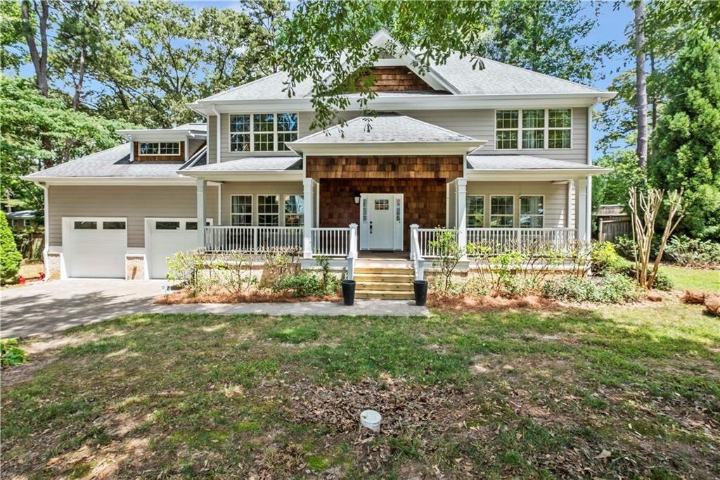 Photo of 1360 Orange Blossom Terrace SE, Atlanta, GA 30316 (MLS # 6895984)