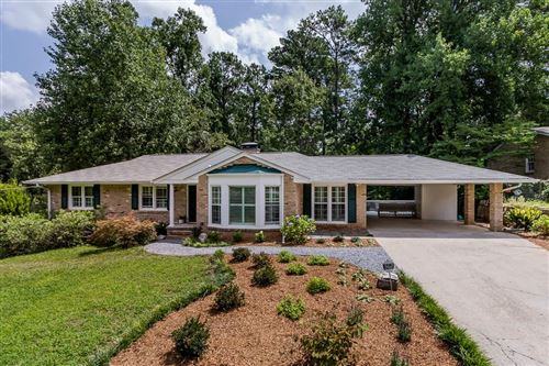 Photo of 1583 Knob Hill Drive NE, Atlanta, GA 30329 (MLS # 6772986)