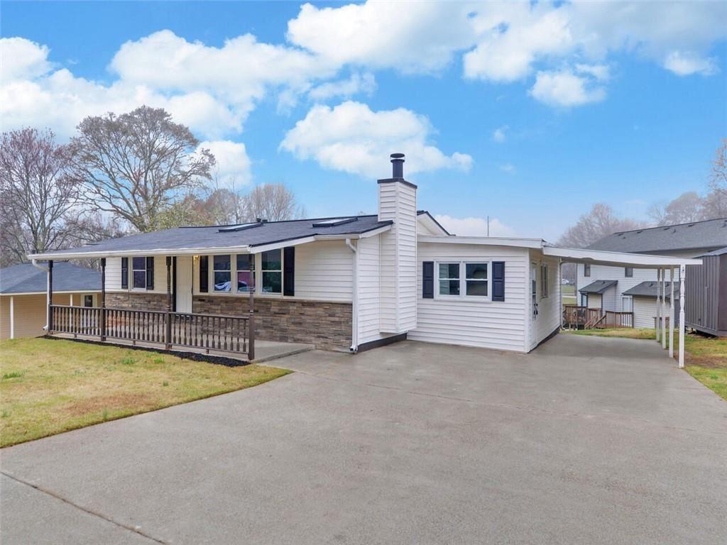 Photo of 4510 Briarwood Drive, Oakwood, GA 30566 (MLS # 6854987)