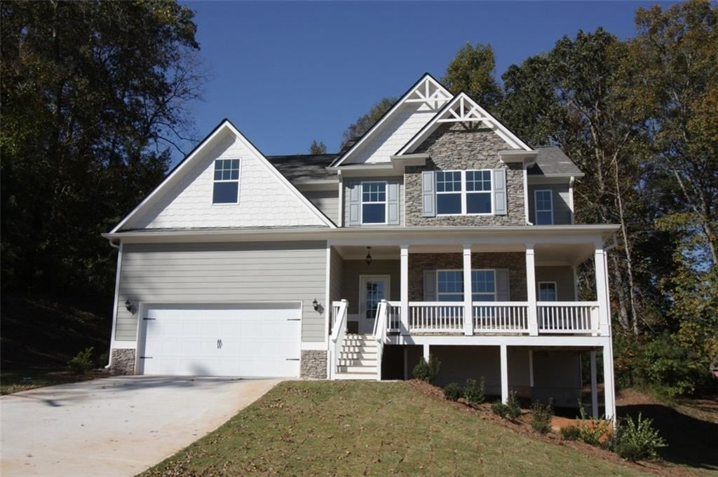 256 Lakehill Way, Douglasville, GA 30134 - MLS#: 6751990