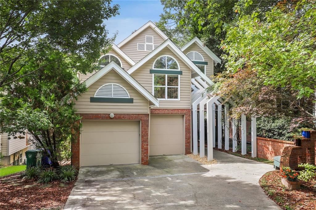 Photo of 1447 Cartecay Drive NE, Brookhaven, GA 30319 (MLS # 6771990)