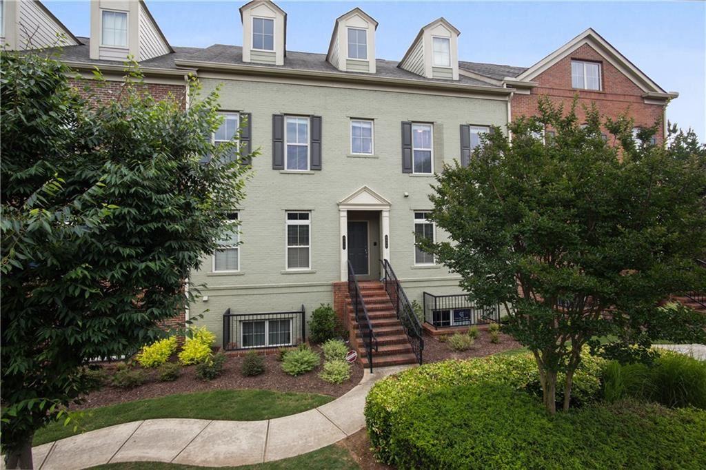 6408 PAULSON Place #58 UNIT 58, Atlanta, GA 30328 - MLS#: 6886990