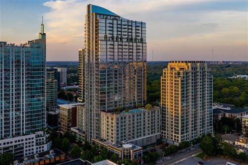 Photo of 855 Peachtree Street NE #1206, Atlanta, GA 30308 (MLS # 6743991)