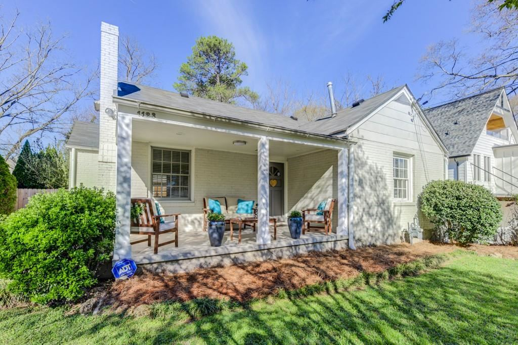 Photo for 1123 S CANDLER Street, Decatur, GA 30030 (MLS # 6518991)
