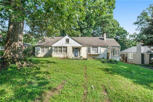 Photo of 1046 CITADEL Drive NE, Atlanta, GA 30324 (MLS # 6921996)