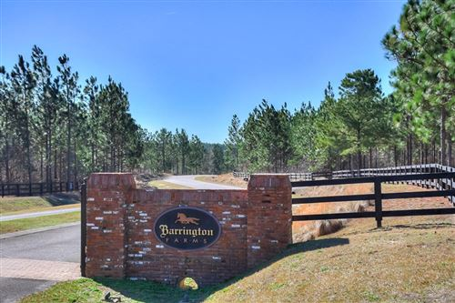 Photo of Lot 3-7 Barrington Farms Dr., AIKEN, SC 29803 (MLS # 453527)