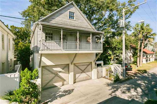 Photo of 52 Marine Street, St Augustine, FL 32084 (MLS # 185060)