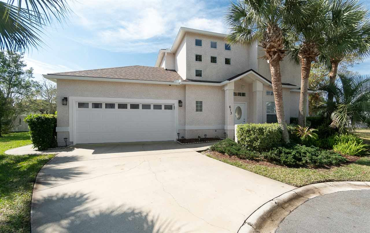 613 Cedar Bough Ct, Saint Augustine, FL 32080 - MLS#: 212100