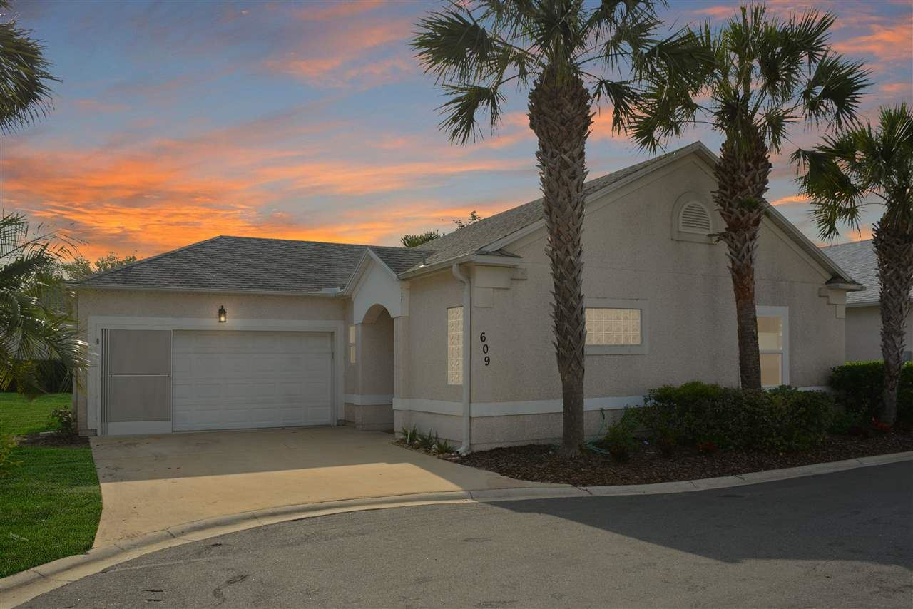 609 Cedar Bough Ct, Saint Augustine, FL 32080 - MLS#: 212167