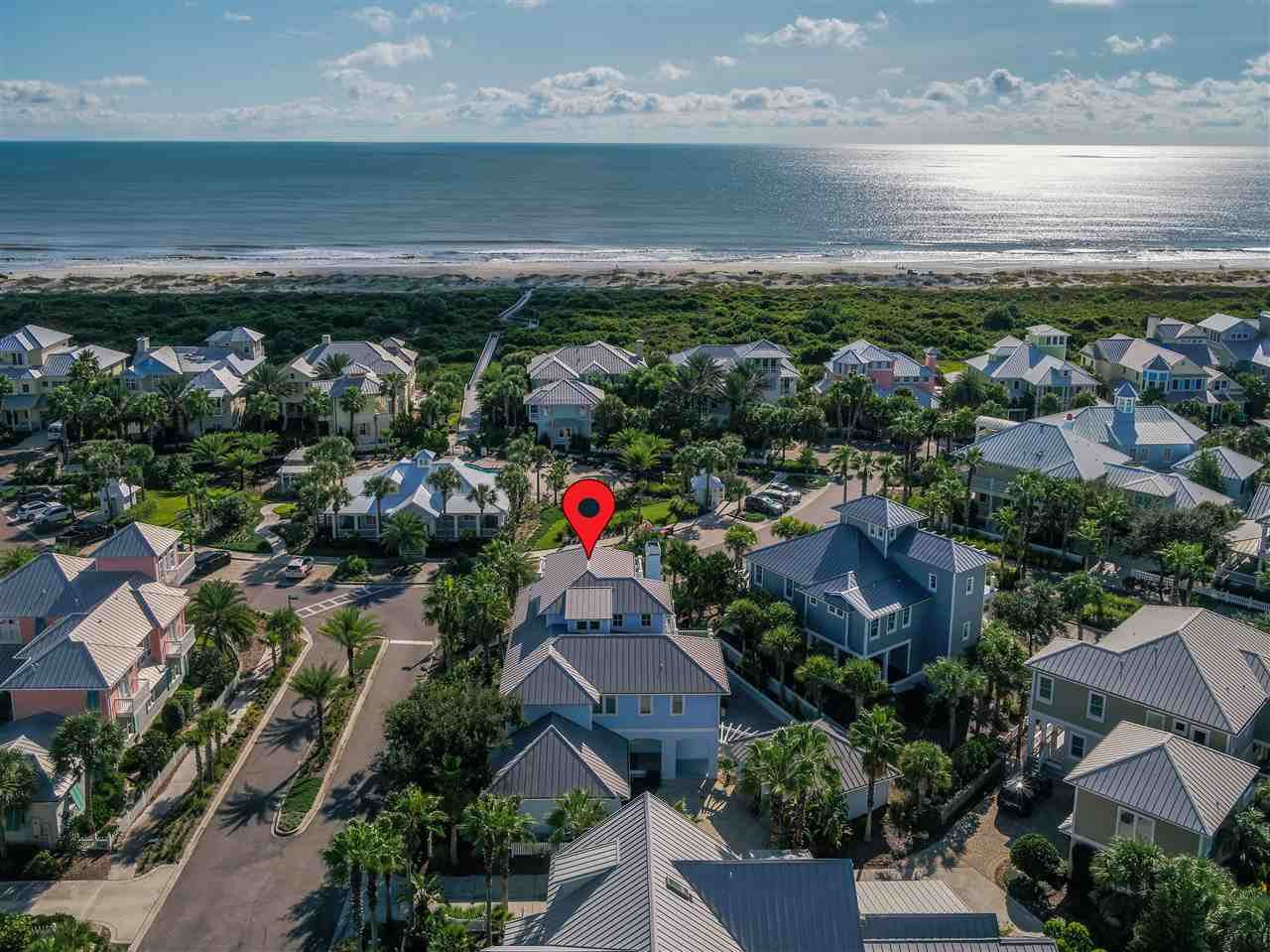 Photo of 677 Ocean Palm Way, St Augustine, FL 32080 (MLS # 198438)