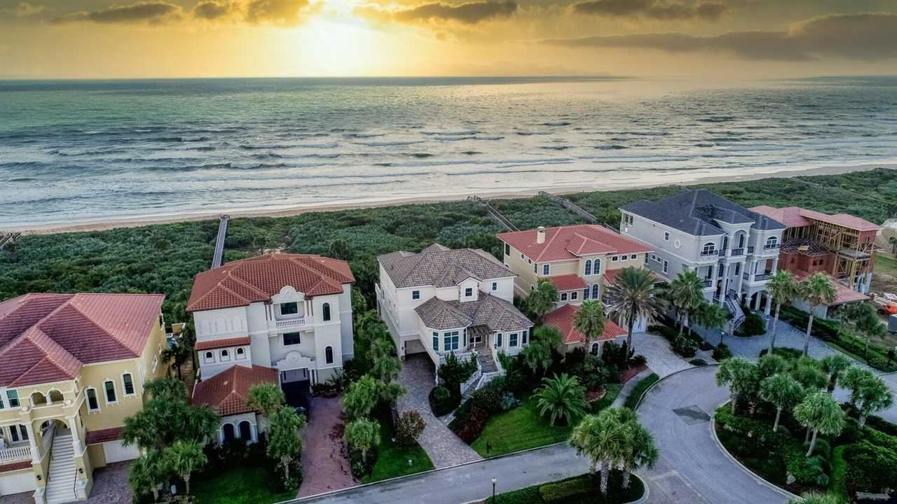 Photo of 4 N Ocean Ridge Blvd, Palm Coast, FL 32137 (MLS # 198446)