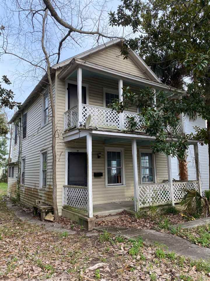 47 Abbott Street, Saint Augustine, FL 32084 - MLS#: 211449