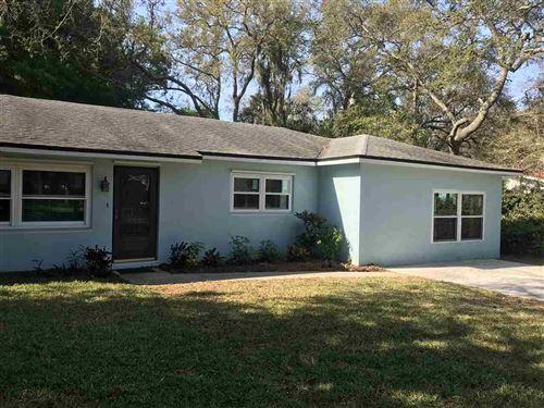 Photo of 603 Mariposa Street, St Augustine Beach, FL 32080 (MLS # 212510)