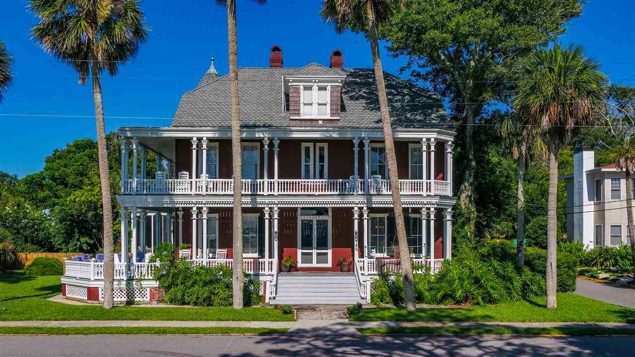 80 Water St, Saint Augustine, FL 32084 - MLS#: 196587
