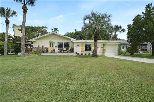 Photo of 32 DOLPHIN DRIVE, St Augustine, FL 32080 (MLS # 186589)
