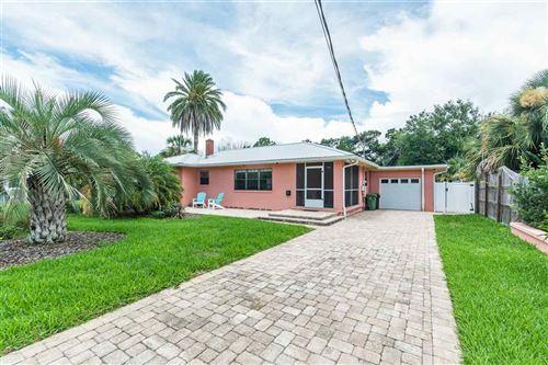 Photo of 35 Coquina Avenue, St Augustine, FL 32080 (MLS # 214676)